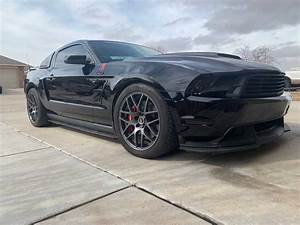 5th Gen Black 2011 Ford Mustang Gt Manual 5 0 V8 For Sale