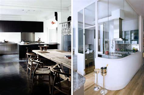 cuisine ouverte sur salle à manger et salon cuisine ouverte salon petit espace avec cuisine une