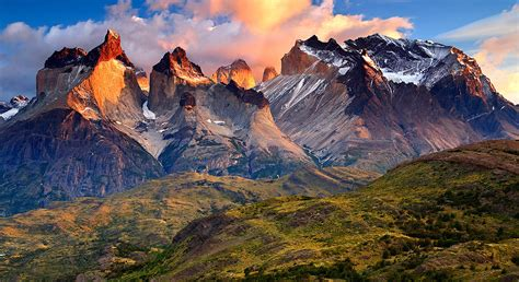 Patagonia Hiking Tour Argentina And Chile Wilderness Travel