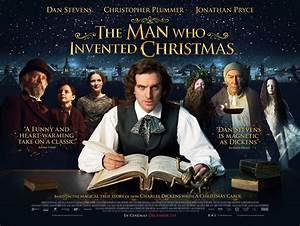 The Man Who Invented Christmas Movie Poster : Teaser Trailer