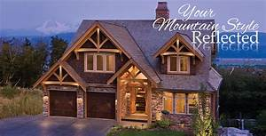 Rocky Mountain Style House Plans