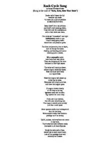 Row Your Boat In Chinese by Rock Cycle Song Sung To The Tune Of Row Row Row Your
