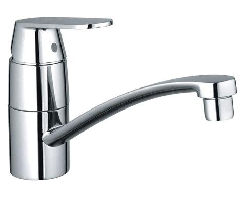 taps for kitchen sink grohe eurosmart cosmopolitan low spout kitchen sink mixer 6005