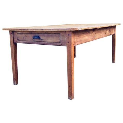 rustic farmhouse dining table for sale french farmhouse pine kitchen table rustic for sale at 1stdibs