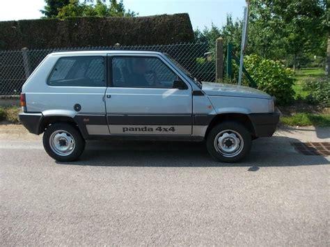 Fiat Of Creve Coeur by 1992 Fiat Panda 4x4 The Fiat Car