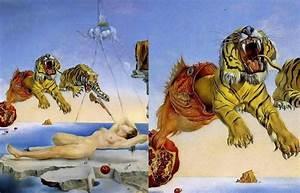 Dream Caused By The Flight Of A Bee 19616 | MEDIABIN