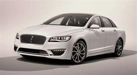 2018 Lincoln Mkz Release Date, Specs, Price  Auto Release