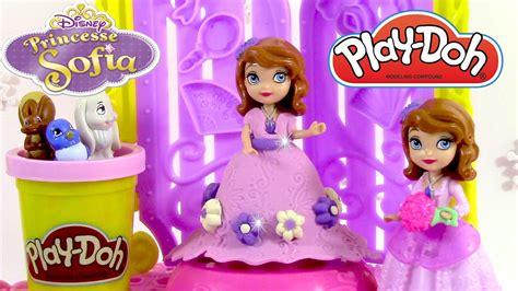 p 226 te 224 modeler princesse sofia et ses amis les animaux clovis noisette play doh
