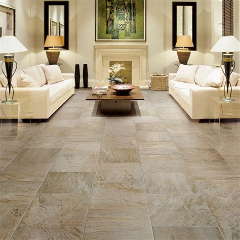 Family Room: This floor tile and pattern Palisades