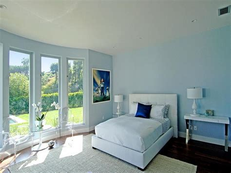 best soft blue color for bedroom walls your home - Popular Blue Paint Colors For Bedrooms