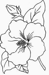 Pin by Maria Resto on Dibujos de bordado | Hibiscus