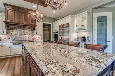photo gallery of granite and marble installation in