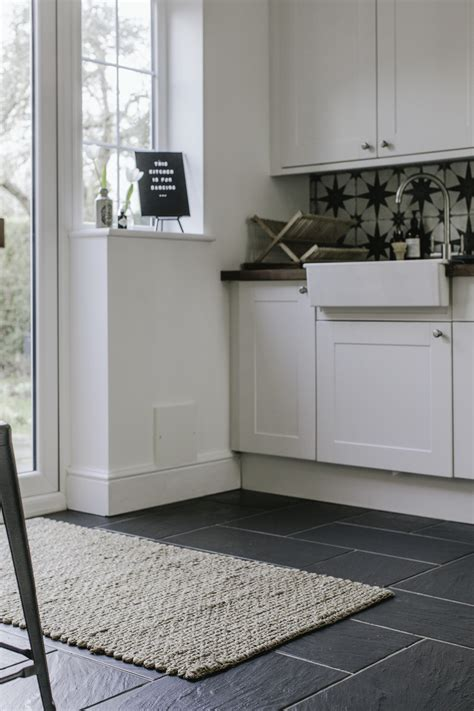 How To Paint Cupboard Doors by Updating A Large Kitchen On A Small Budget Rock My Style