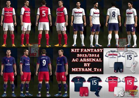 Arsenal Adidas 2013