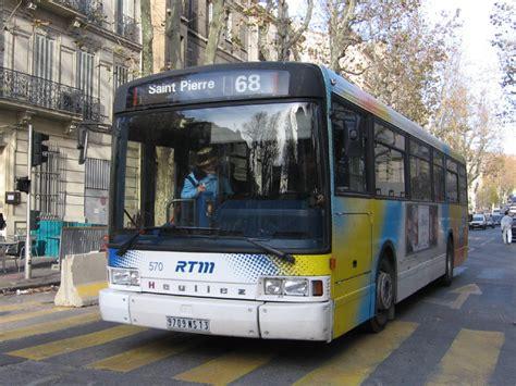 bureau rtm marseille trans 39 photothèque autobus heuliez gx 107 rtm