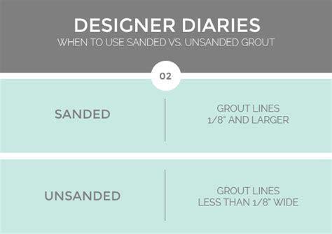 sanded vs unsanded grout sanded vs unsanded grout through the front door