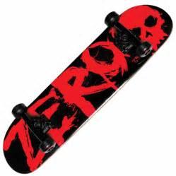 775 Skateboard Decks by Zero Skateboards Zero Blood Complete Skateboard 7 625
