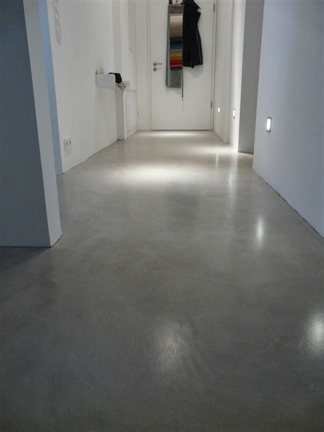 Beton Cire Verarbeitung by Beton Cire Beton Floor Preise Betonoptik Microtopping