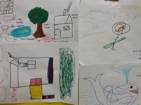 Selbstgemalte Bilder Kindern by Griechenland Hilfe F 252 R Fl 252 Chtlingskinder Sos Kinderd 246 Rfer