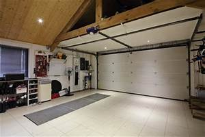 comment amenager votre garage With bien amenager son garage