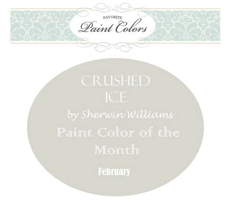 crushed by sherwin williams this color is a warm gray