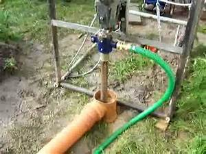 Brunnen Bohren Maschine : brunnen bohren youtube ~ Whattoseeinmadrid.com Haus und Dekorationen
