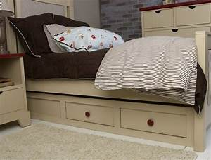 plans for platform bed with drawers Quick Woodworking