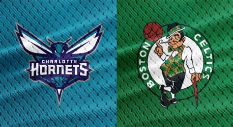 Charlotte Hornets vs Boston Celtics Free Online Archives ...