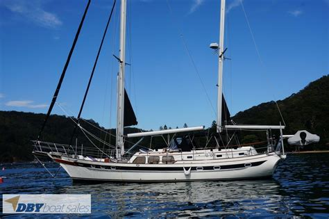 Ta Bay Boats For Sale By Owner by 1996 Ta Chiao 56 Sail Boat For Sale Www Yachtworld