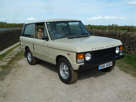 land rover classic for ahk 568x 1981 range rover classic 2 door land rover