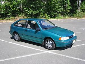Masterchamp 1994 Hyundai Excel Specs  Photos  Modification