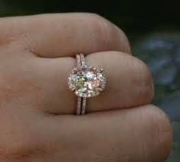 etsy moissanite engagement rings etsy gold oval engagement ring ipunya