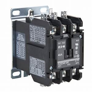 Replacement Non-reversing Contactor  240v  3 Poles