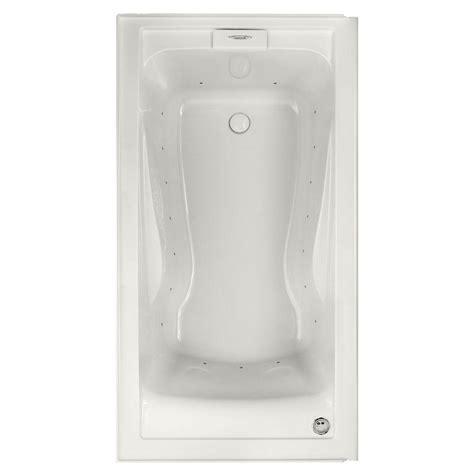 evolution tub american standard evolution 60 in acrylic right drain