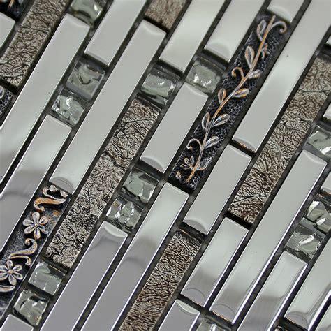 kitchen tiles stickers glass mosaic tiles tile bathroom wall 3358