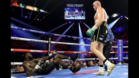 Tyson Fury vs. Deontay Wilder 2 FULL FIGHT! in 2020 ...