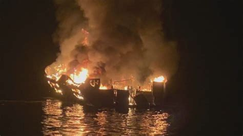 watchman   saved lives  conception boat fire