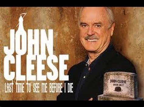John Cleese Babelio