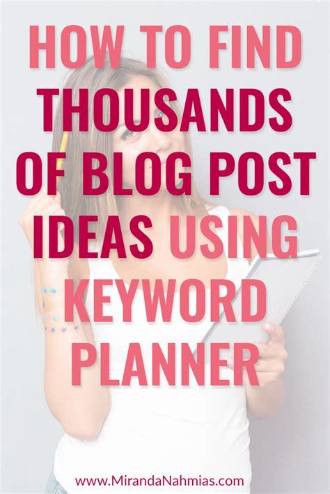 Marketing Für Anfänger by How To Find Thousands Of Post Ideas Miranda Nahmias