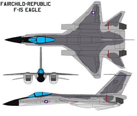 Fairchild-republic F-15 Eagle By Bagera3005 On Deviantart