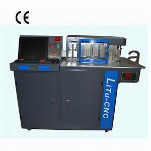 channel letter bending machine cnc b01a litu china With channel letter machine