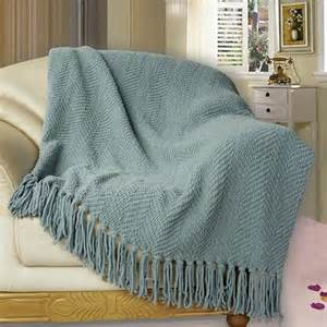 sofa throws bnf home knitted tweed throw cover sofa blanket light weight and warm