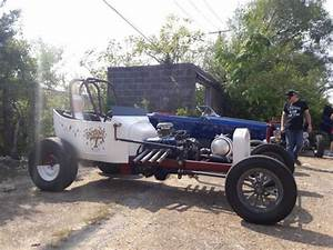 Insani U0026quot T U0026quot  Nostalgia Dragster T Bucket Drag Car Hot Rat Rod