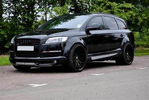 Audi Garage : audi q7 tuning cars garage suv illinois liver ~ Gottalentnigeria.com Avis de Voitures