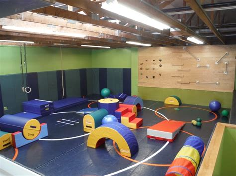 opened  playground gym  north pdx