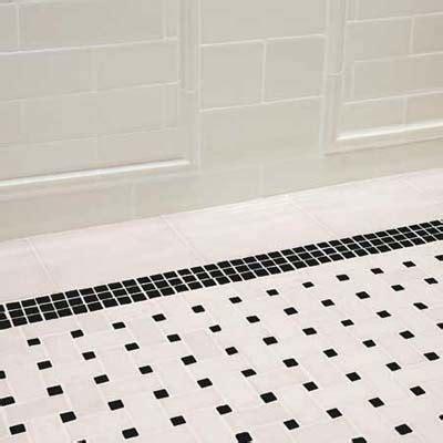 25 best ideas about vintage bathroom floor on
