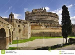 Castle StAngelo In Rome, ItalyStock Photos Image
