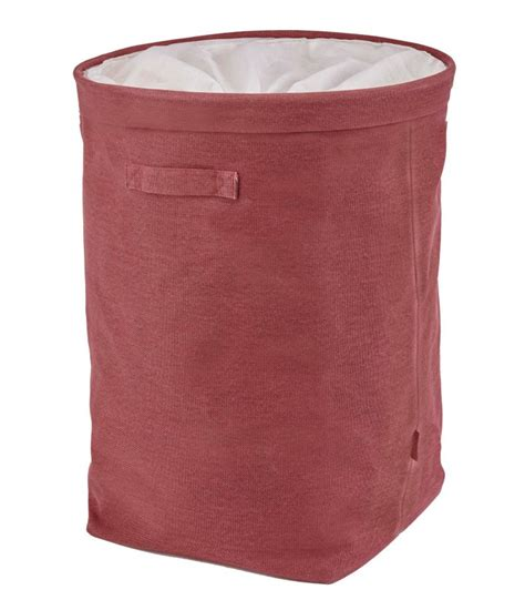 panier a linge grand panier 224 linge gris anthracite et gris clair en coton et polyester wadiga