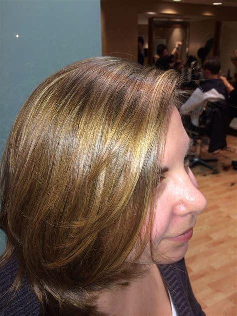 honey highlights on light brown hair honey highlight on light brown hair my hair works