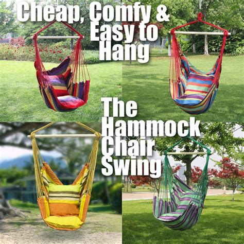 tree chair swing 50 outdoor hammock chair swing how to make one 2927
